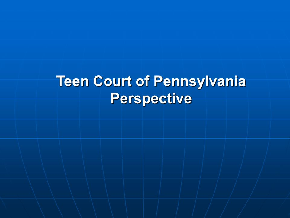 Youth volunteers serve in the roles of: Youth volunteers serve in the roles of: Defense AttorneysDefense Attorneys Prosecuting AttorneysProsecuting Attorneys ClerksClerks BailiffsBailiffs JurorsJurors Adult volunteer serves in the role of: Adult volunteer serves in the role of: JudgeJudge Adult Judge Model