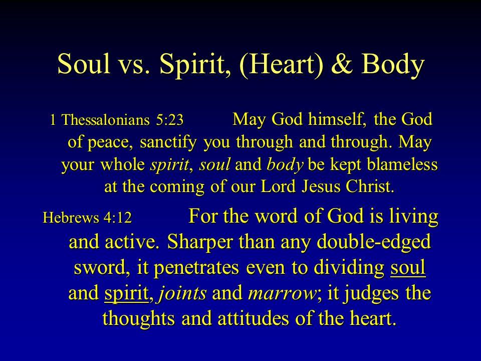 Soul vs.