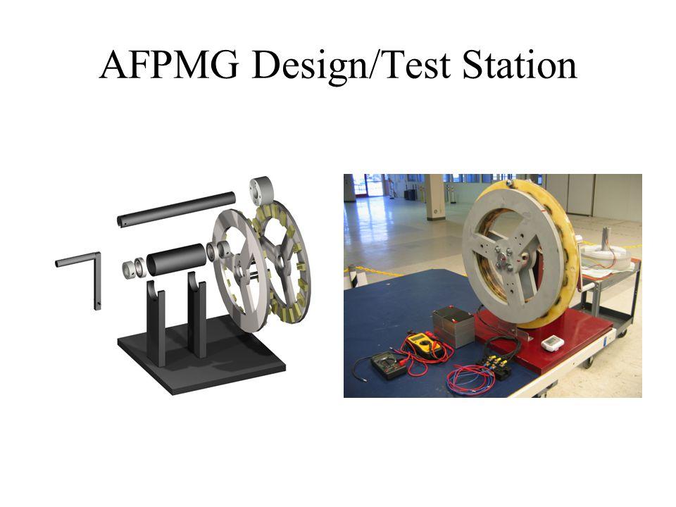 AFPMG Design/Test Station