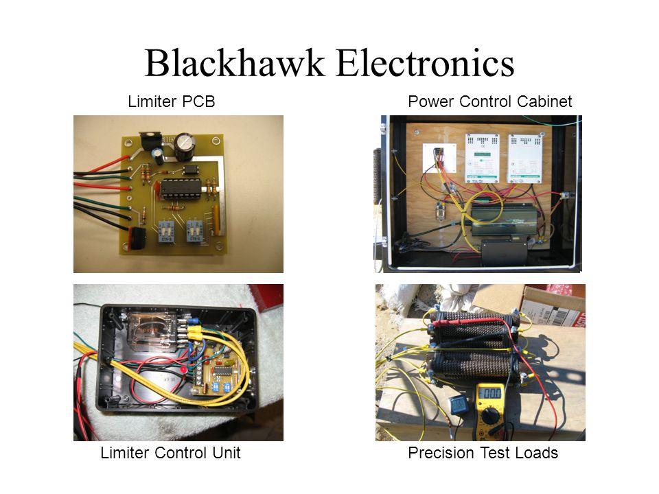 Blackhawk Electronics Limiter PCB Limiter Control Unit Power Control Cabinet Precision Test Loads
