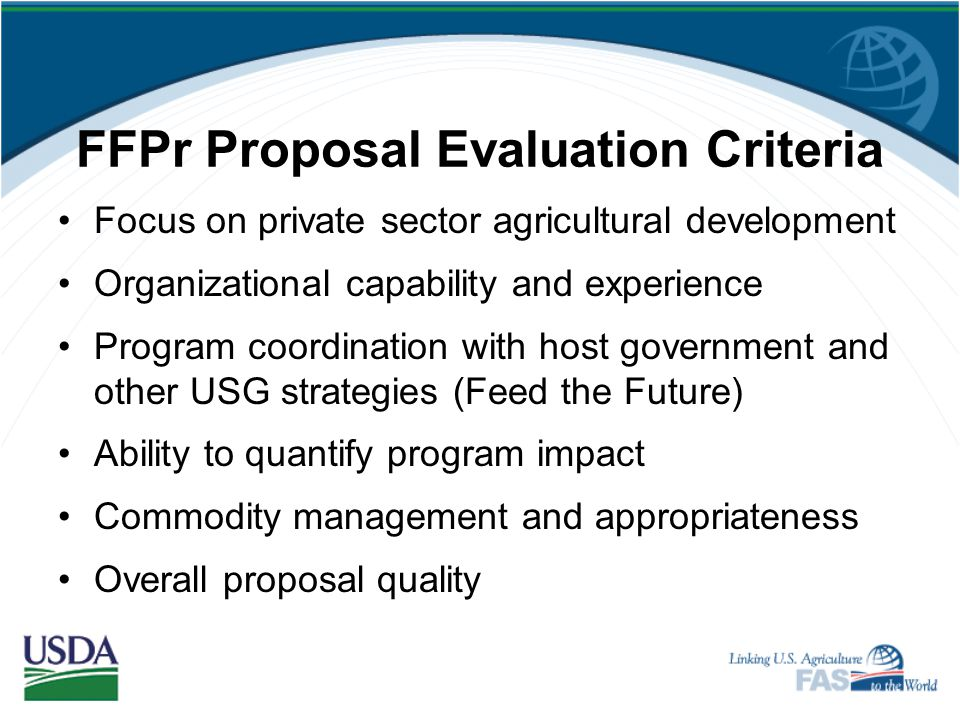 FY 2011 Solicitation Proposals Due: October 15, 2010 at 5:00 PM ET Online Solicitation Resources: –Considerations for FY 2011 Programs –Guidelines for