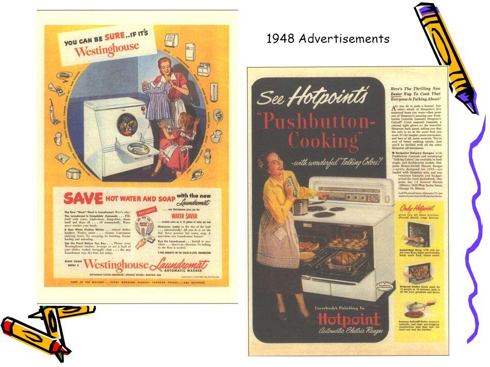 1948 Advertisements