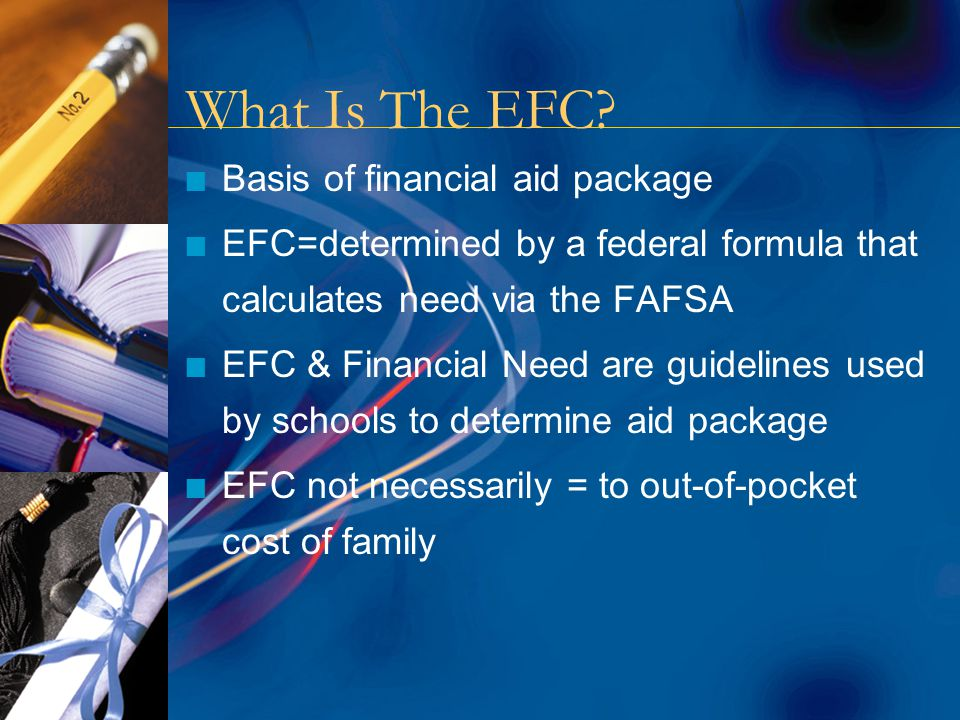 What Is The EFC.