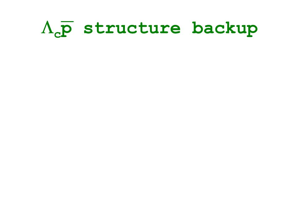  c p structure backup
