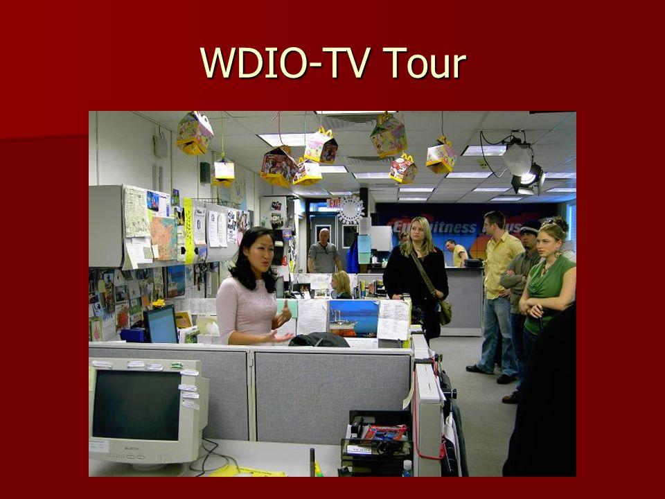 WDIO-TV Tour