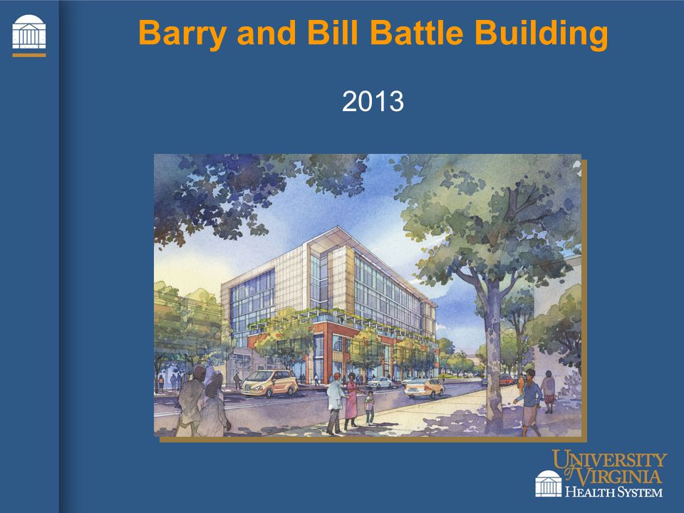2013 Barry and Bill Battle Building