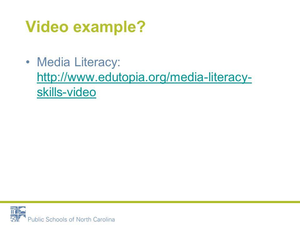 Video example.