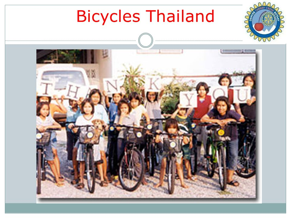 Bicycles Thailand