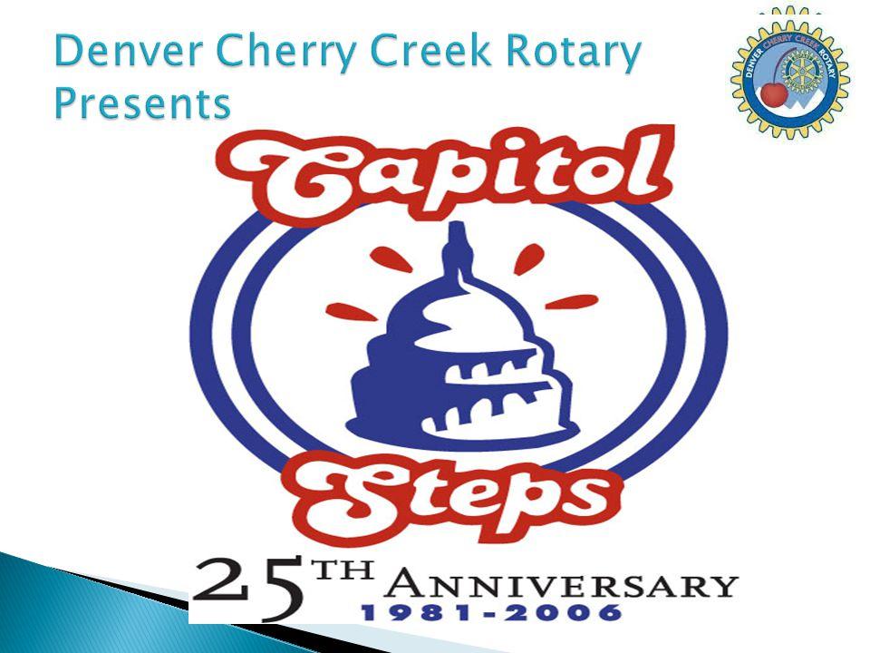 Denver Cherry Creek Rotary Presents