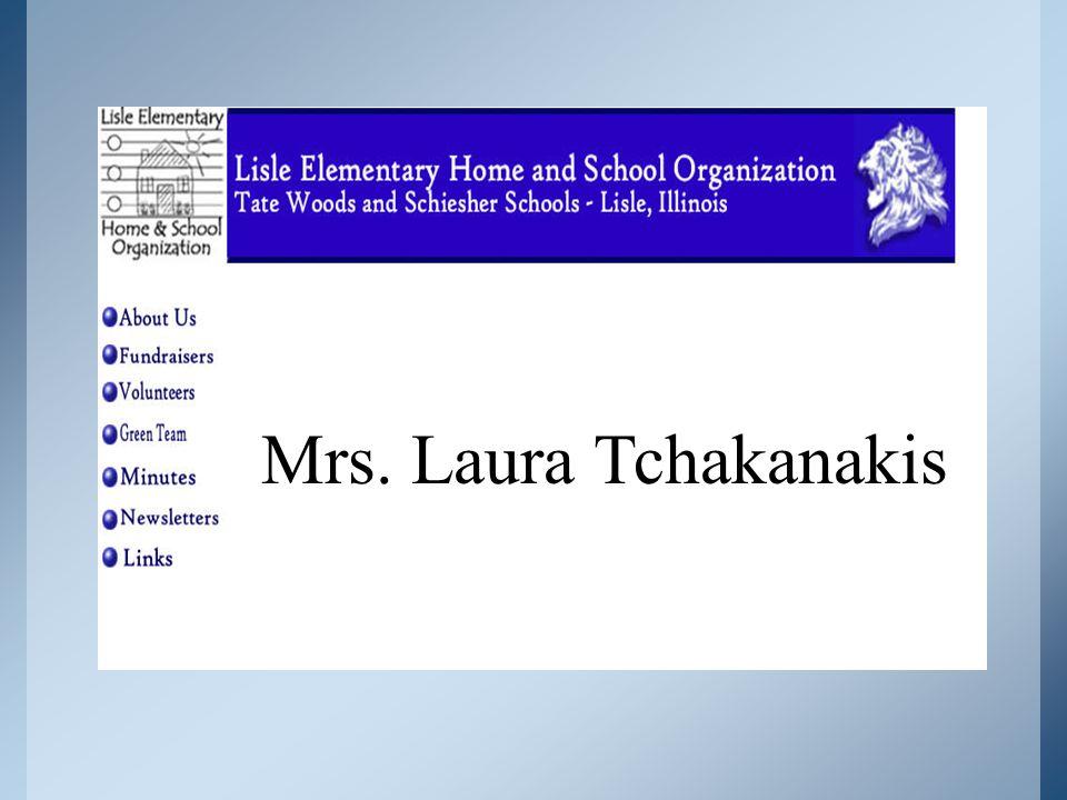 Mrs. Laura Tchakanakis