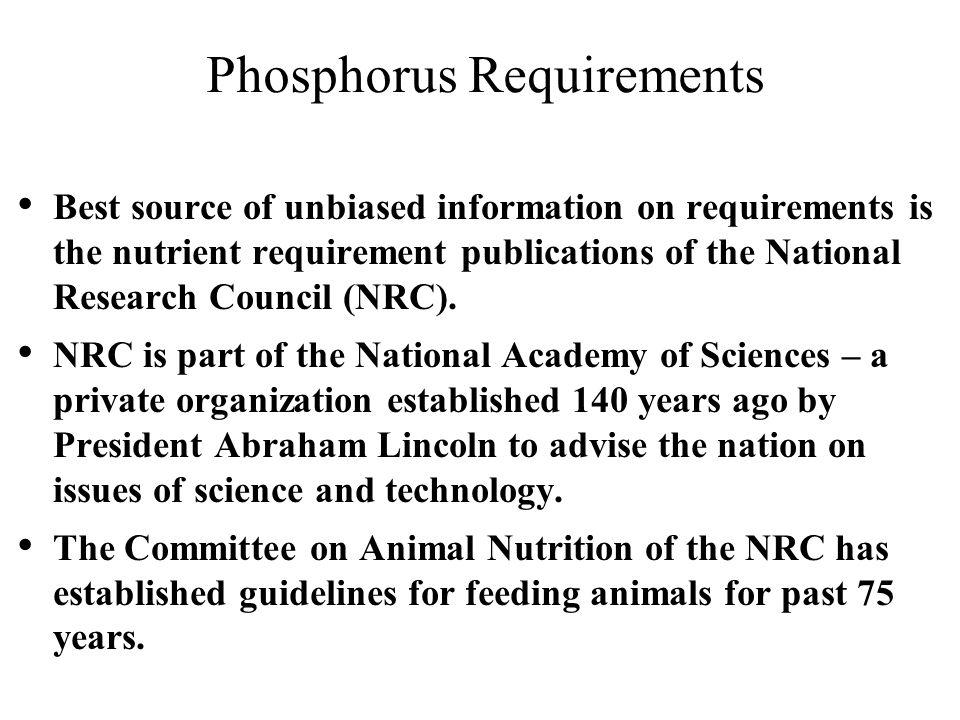 Nitrogen and Phosphorus in Animal Manures N P (% of DM) Manure from: Swine4.712.97 Poultry5.131.62 Beef3.961.07 Dairy3.750.79 Sheep3.890.56 Sweeten (1992).