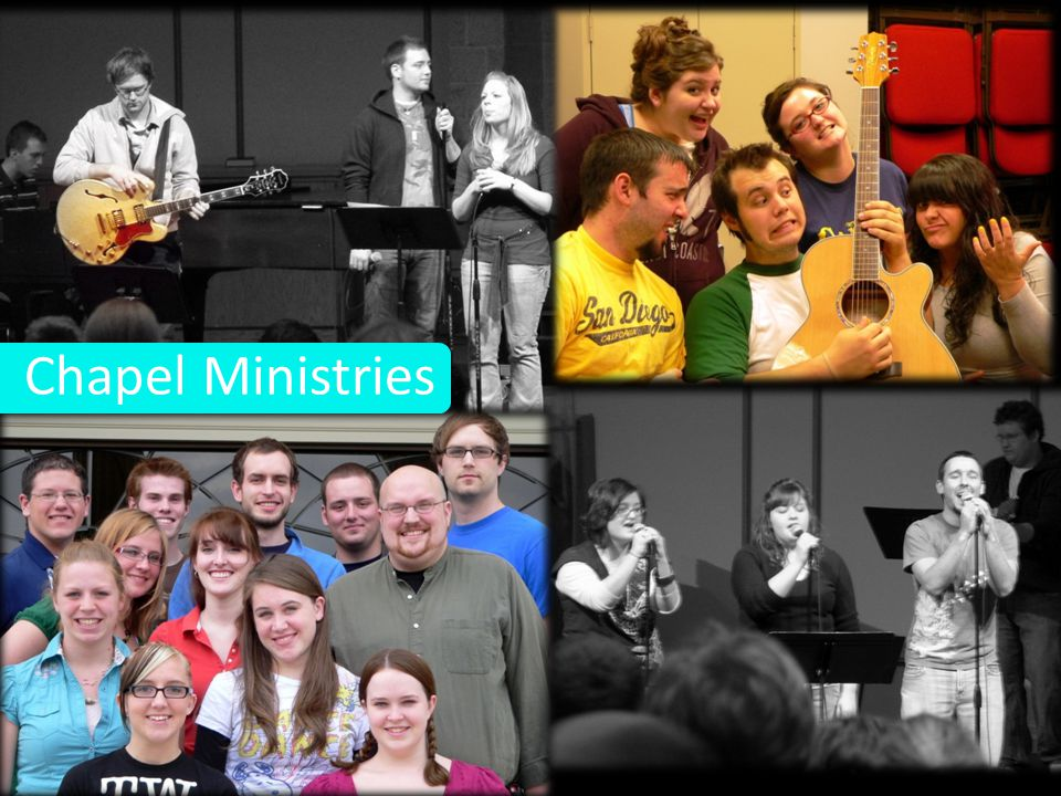 Chapel Ministries