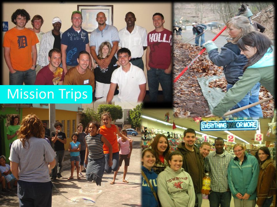 CoSMO Community Service & Ministry Opportunities