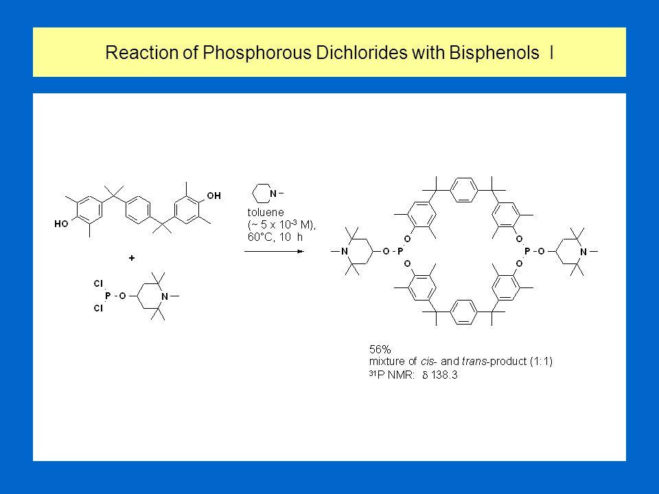 Oxidation of Phosphorus Macrocycles