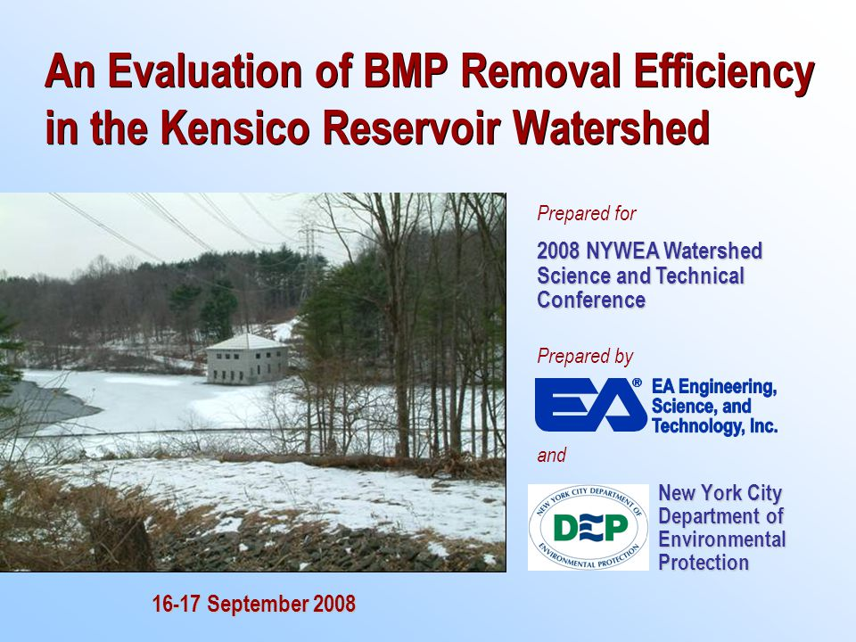 21 BMP 57—Sand Filter ● Multi-media layered sand filter ● Capture and treat runoff from 550 to 600 ft along Nannyhaggen Road ● Sedimentation chamber, filtration chamber (2 ft x 28.5 ft), overflow bypass weir ● Temporary storage, 5 ft over filtration bed ● Watershed – 2.3 acres ● Forested – 2 acres ● Paved road surface – 0.3 acres ● Slope – < 8%
