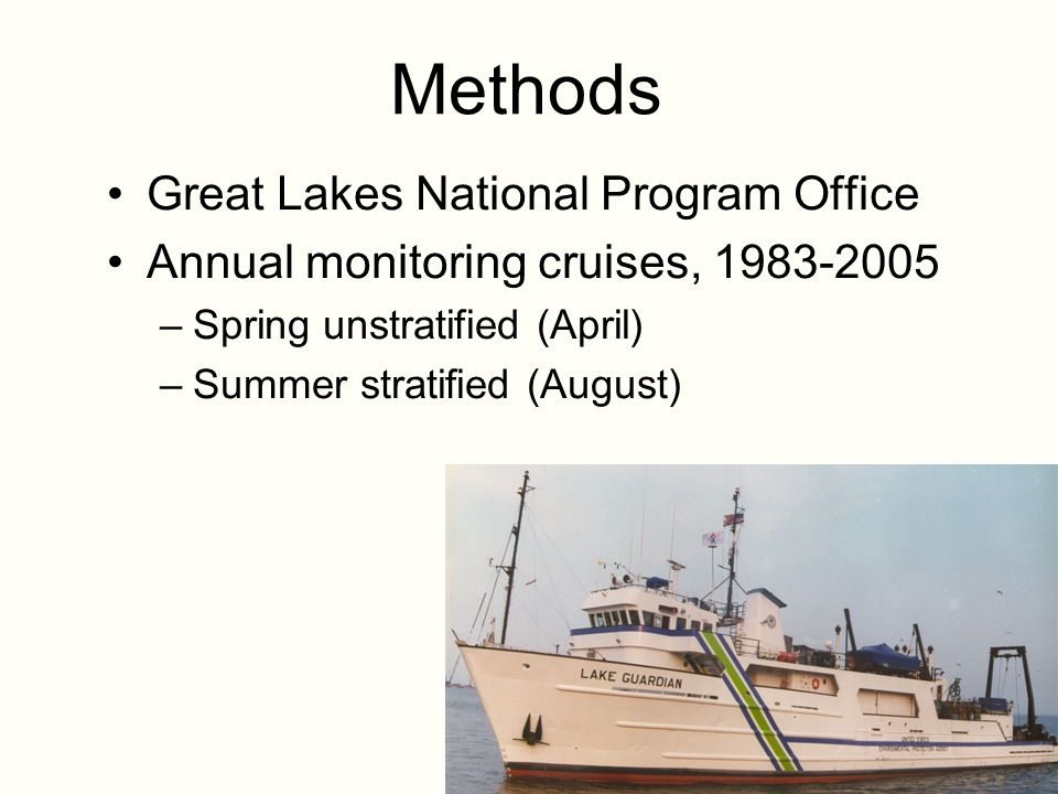 Summary Offshore Declines in Zooplankton Biomass are observed Lake Huron.