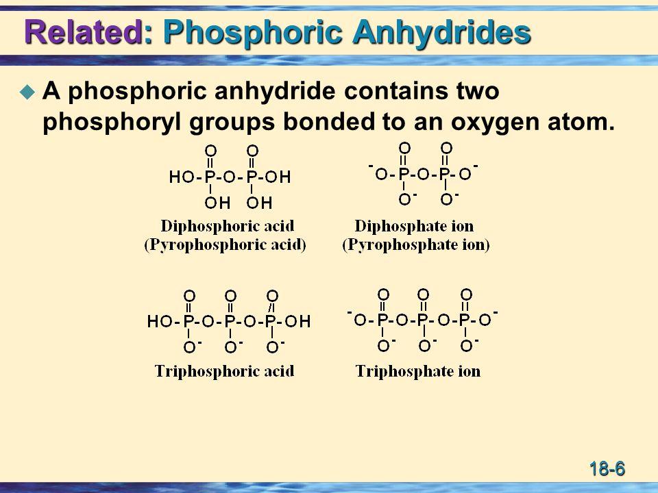 18-17 Acidity of N-H bonds  Effect of neighboring carbonyl groups. 1.0