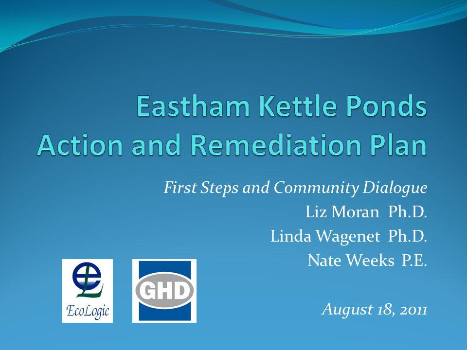 First Steps and Community Dialogue Liz Moran Ph.D.