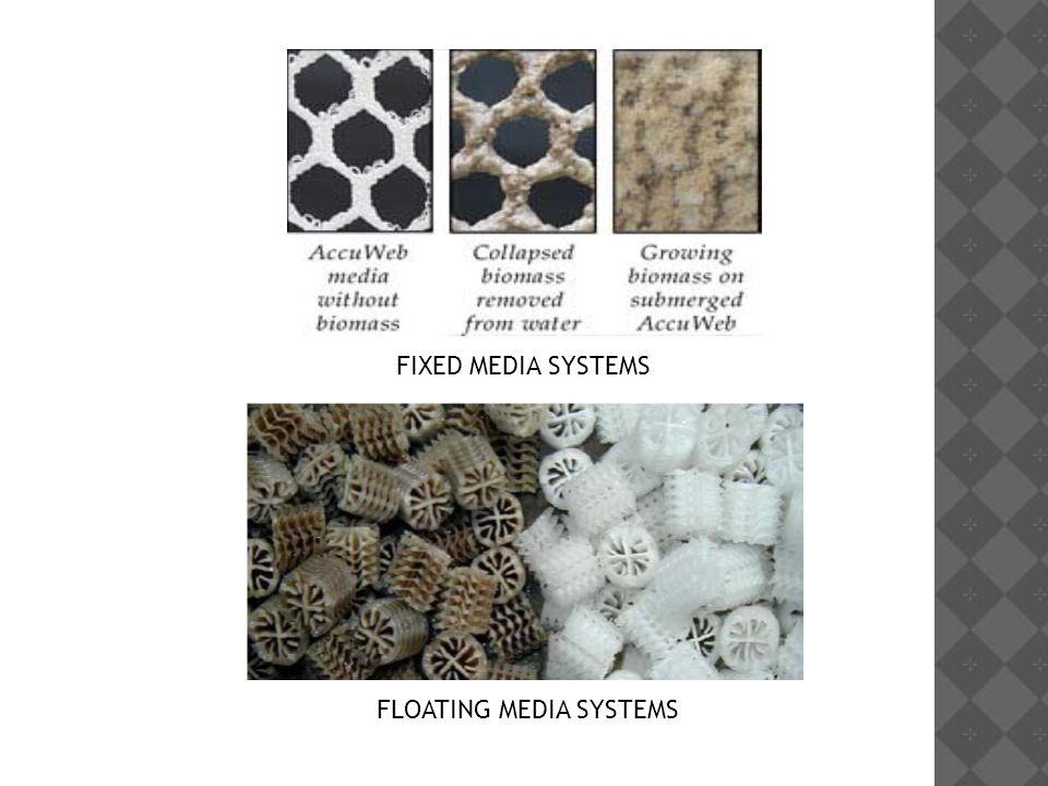 FIXED MEDIA SYSTEMS FLOATING MEDIA SYSTEMS