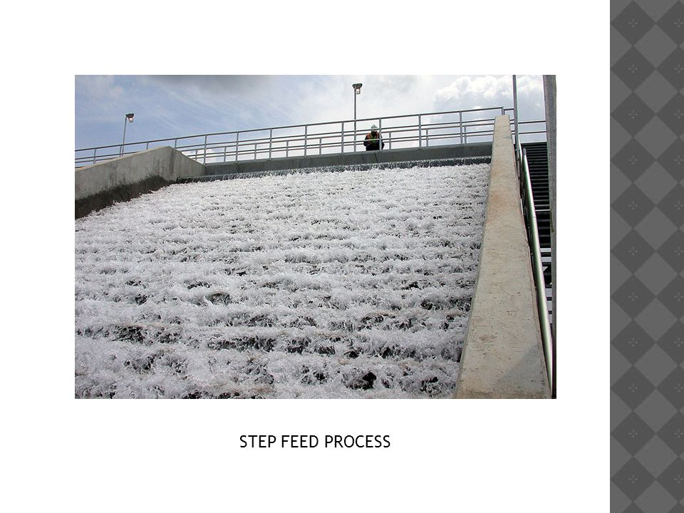 STEP FEED PROCESS