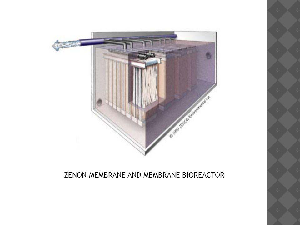 ZENON MEMBRANE AND MEMBRANE BIOREACTOR