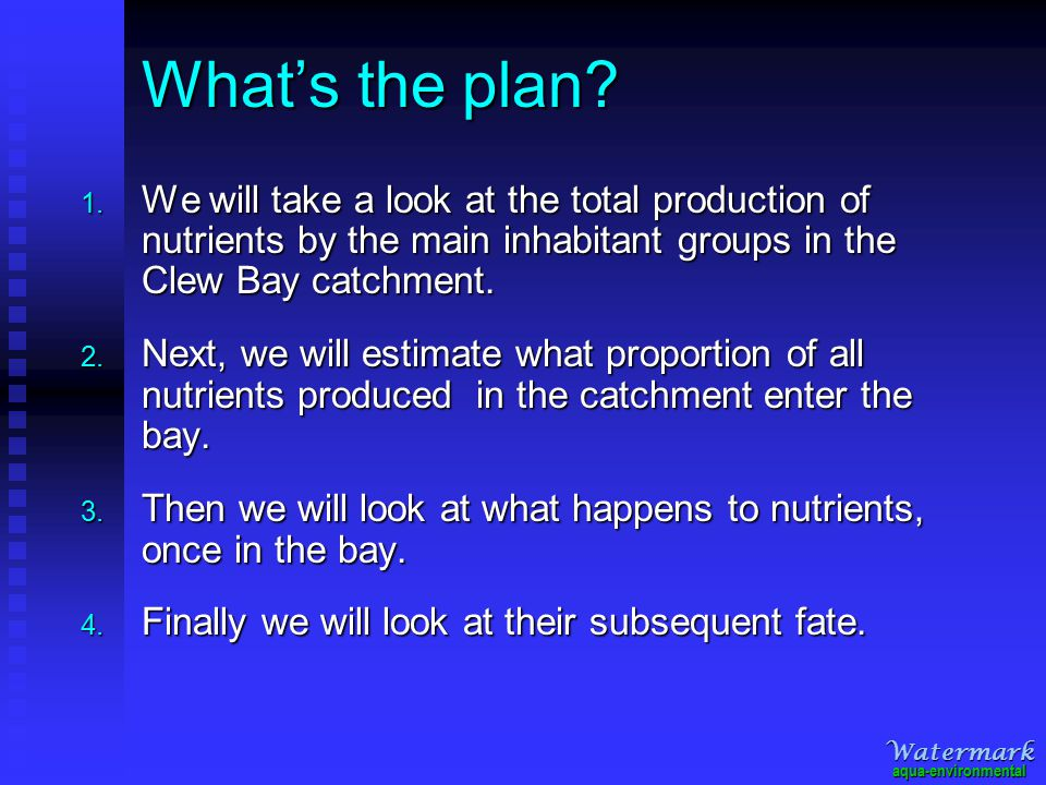 What's the plan.1.