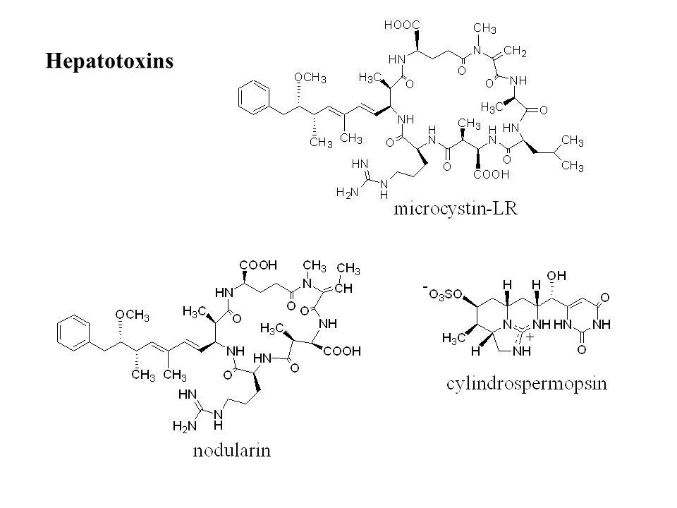 Hepatotoxins