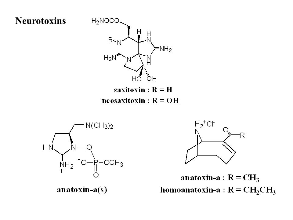 Neurotoxins