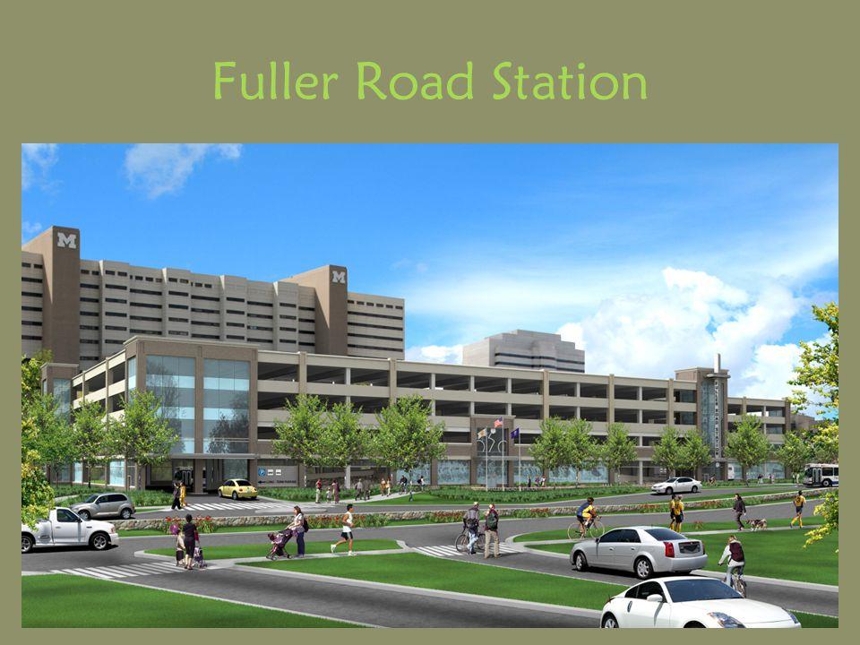 Fuller Road Station
