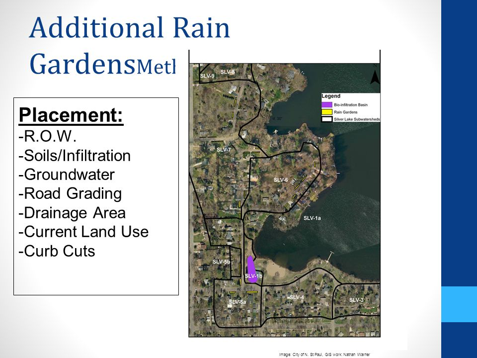 Additional Rain Gardens Methods Image: City of N.