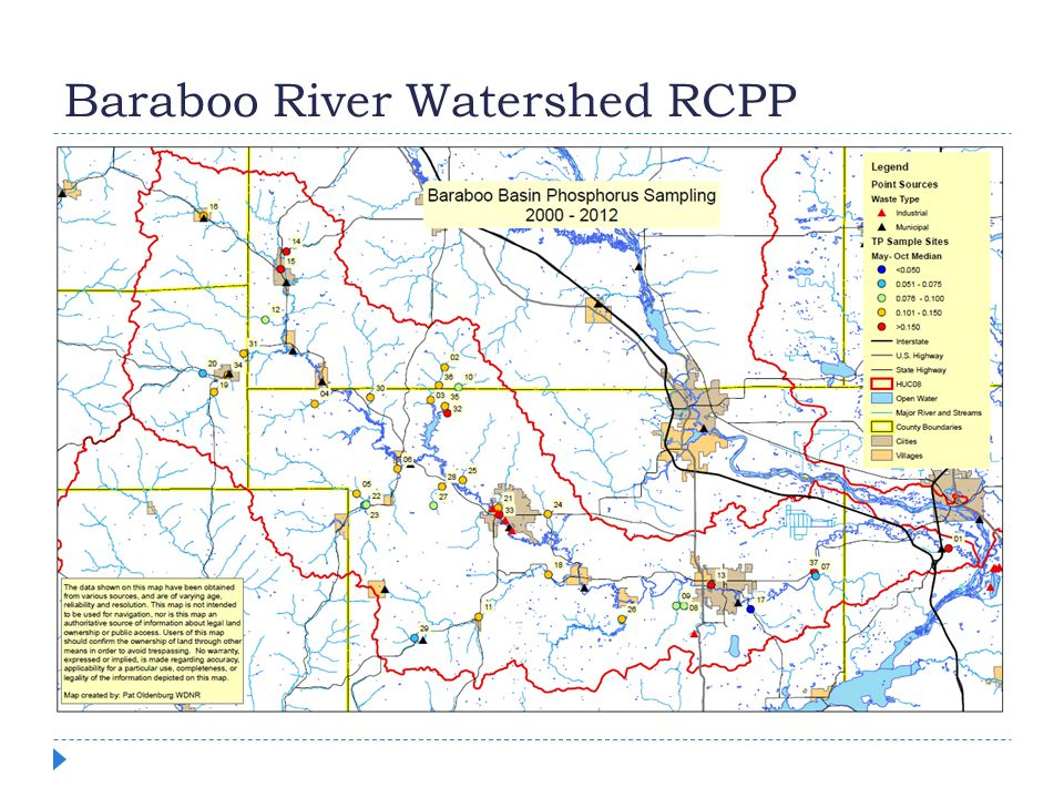 Baraboo River Watershed RCPP