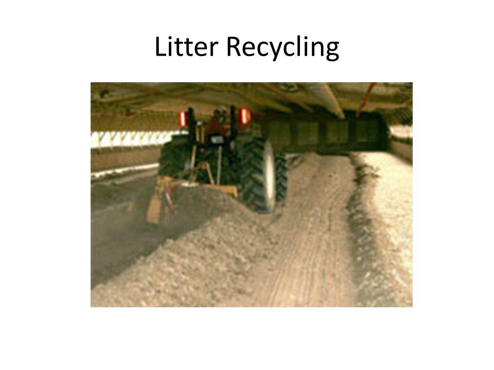 Litter Recycling