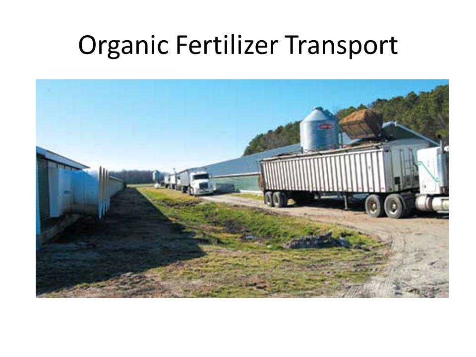 Organic Fertilizer Transport