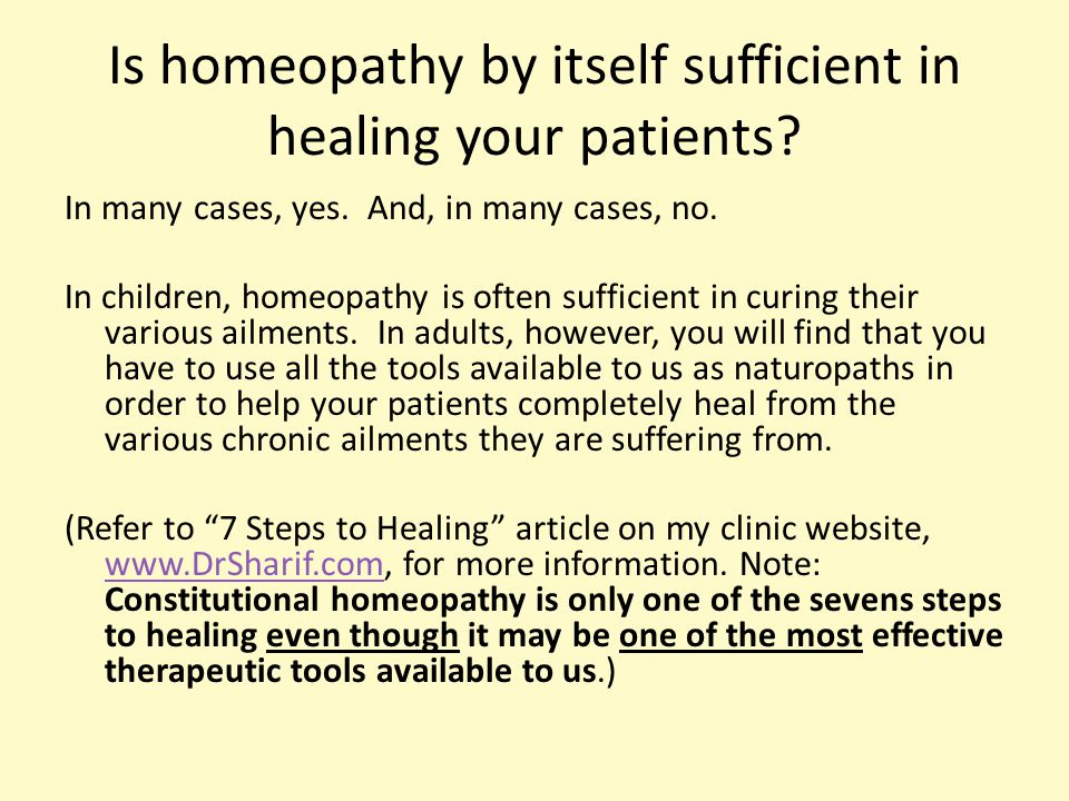 More Videos to be Posted on www.VisualHomeopathy.com I will be placing more videos on the VH site every once in a while as I gather new ones.