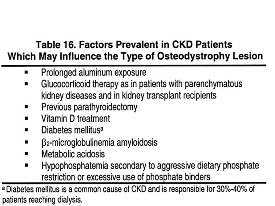 A 70 y/o man with CKD from 8 years ago He receiving hemodialysis PMH: DM In lab data(before any treatment ) Ca:8 mg/dl P:6 mg/dl PTH:300 pg/ml Do treatment strategies to achieve targeted levels of serum PTH;Ca or P reduce mortality or cardiovascular morbidity In this patient?