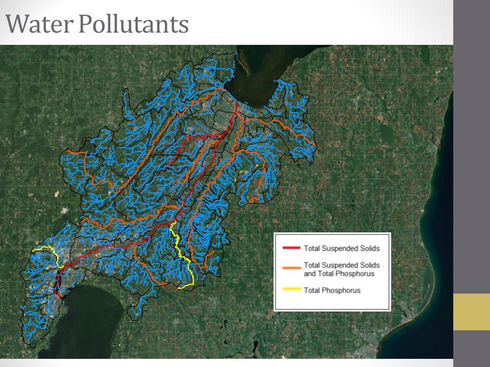 Water Pollutants