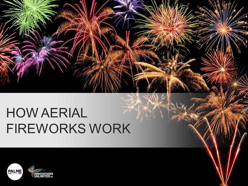HOW AERIAL FIREWORKS WORK