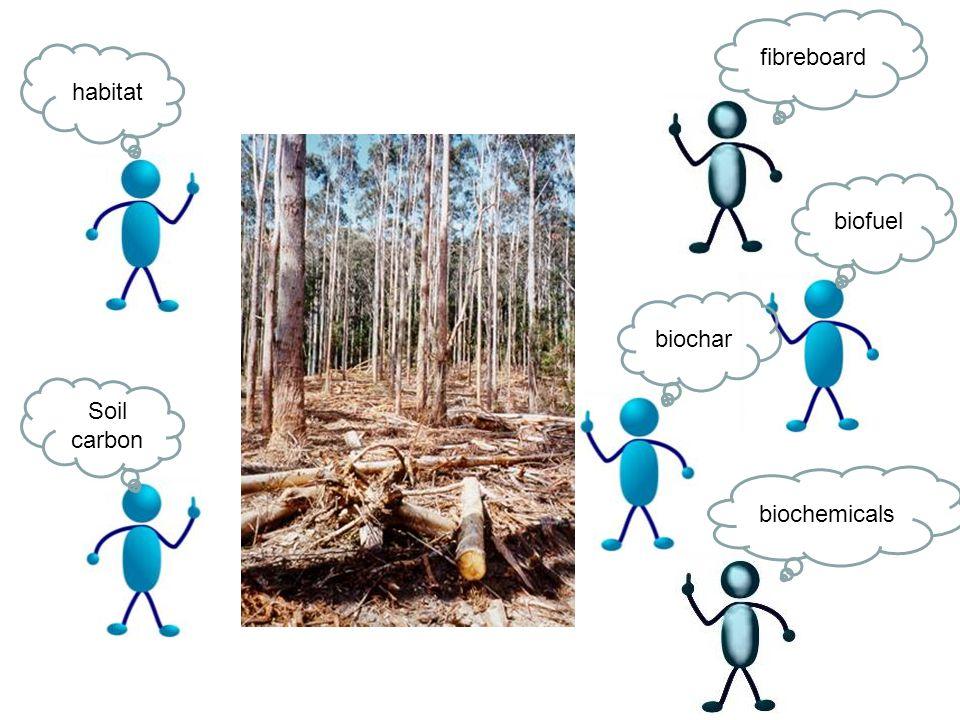 habitatbiofuelfibreboard Soil carbon biochar biochemicals