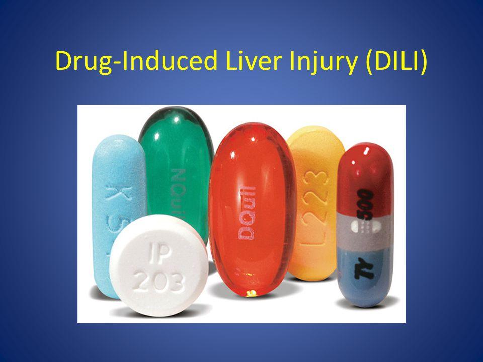 Drug-Induced Liver Injury (DILI)