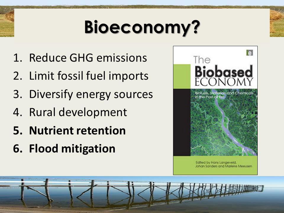 Bioeconomy.