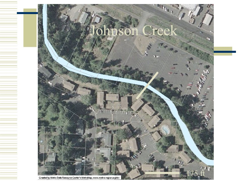 Johnson Creek 175 ft