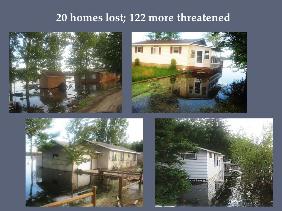 20 homes lost; 122 more threatened