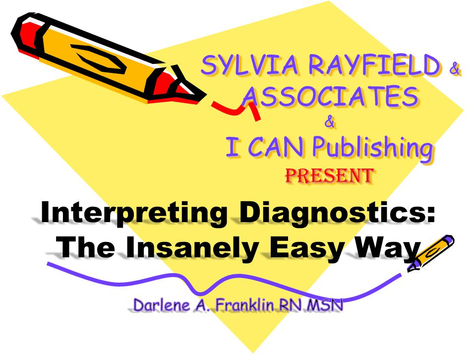 SYLVIA RAYFIELD & ASSOCIATES & I CAN Publishing present