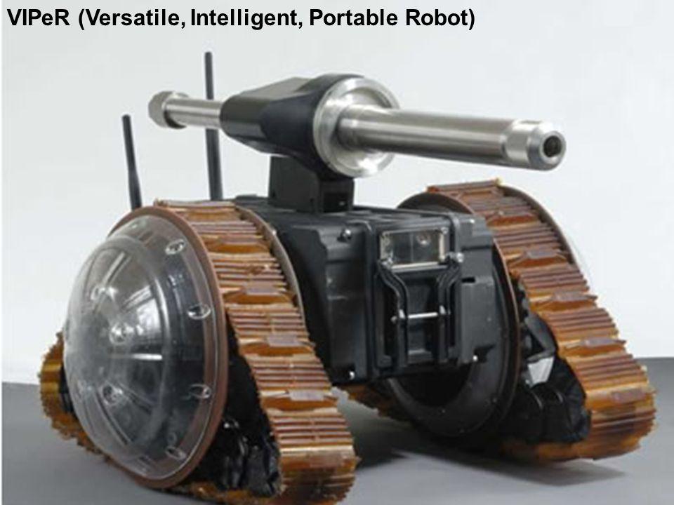 VIPeR (Versatile, Intelligent, Portable Robot)