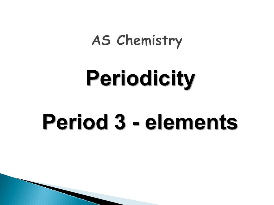 Candidates should be able to: describe the reactions of the elements with oxygen and water.