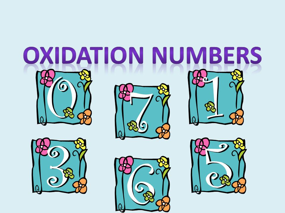 Solution (a).Start by placing known oxidation numbers above the appropriate elements.