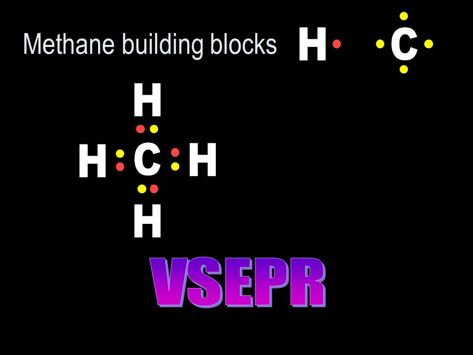 Methane building blocks