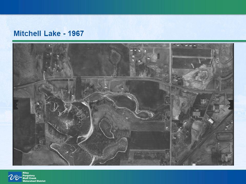 Mitchell Lake - 1967
