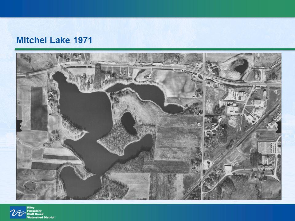 Mitchel Lake 1971