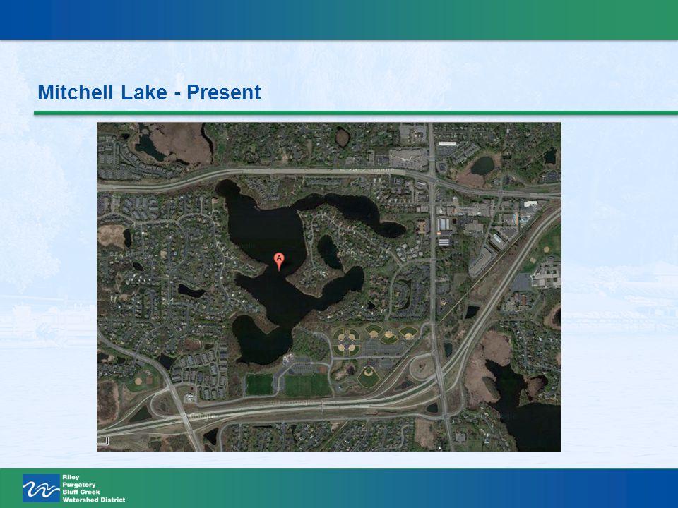 Mitchell Lake - Present